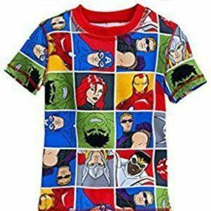 Disney Marvel's Avengers PJ PALS Pajama Set for Bo